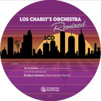 LOS CHARLY'S ORCHESTRA - Sunshine / Disco Gamma Remixed : IMAGENES (UK)