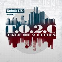 VARIOUS ARTISTS - Kolour LTD presents : TALE OF 2 CITIES : KOLOUR LTD (US)