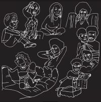 ROMARE - Who Loves You B/W Together : 12inch