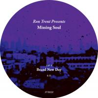 RON TRENT / TRINIDADIAN DEEP - Missing Soul : FUTURE VISION (US)