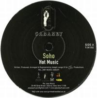 SOHO - Hot Music / Keep It Together : 12inch