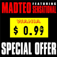 MADTEO feat. SENSATIONAL - Special Offer : LP