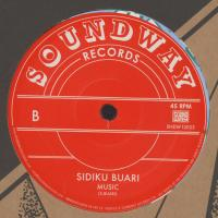 SIDIKU BUARI - Anokwar (Truth) : 12inch