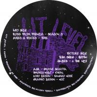 VARIOUS - LIT LEVEL - LL002 : 12inch
