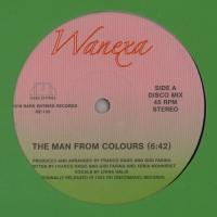WANEXA - The Man From Colours : 12inch