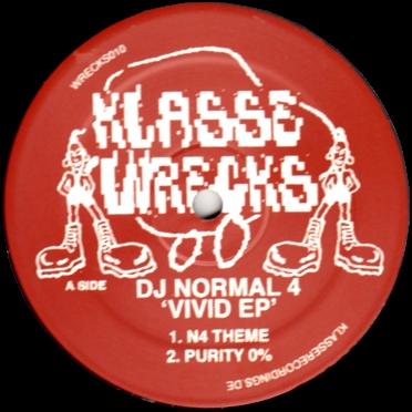 DJ NORMAL 4 - Vivid EP : 12inch
