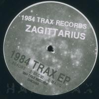 ZAGITTARIUS - 1984 Trax EP : 12inch