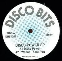 DISCO BITS - Disco Power EP : DISCO BITS (UK)