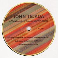 JOHN TEJADA - Timebomb : PALETTE (US)
