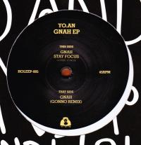 YO.AN - GNAH EP : HOLE AND HOLLAND (JPN)