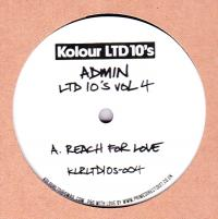 ADMIN - LTD 10's Vol. 4 : KOLOUR LTD (US)