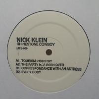 NICK KLEIN - TOURISM INDUSTRY : 12inch