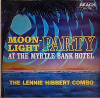 LENNIE HIBBERT - Moonlight Party : LP
