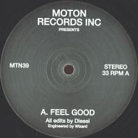 DIESEL - Feel Good : MOTON (UK)