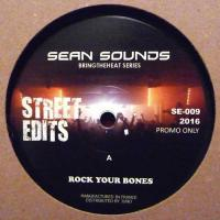 SEAN SOUNDS - Bringtheheat Series : 12inch