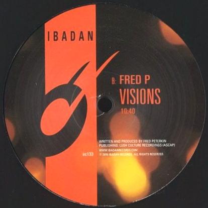 FRED P - Energy Soul : IBADAN (US)