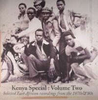 VARIOUS - Kenya Special: Volume Two : 3LP
