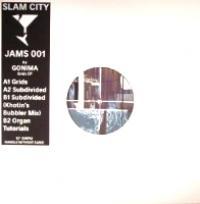 GONIMA - Grids EP : SLAM CITY JAMS <wbr>(GER)