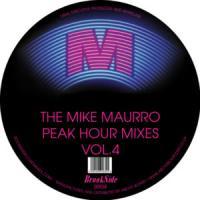 JONES GIRLS - The Mike Maurro Peak Hour Mixes Vol. 4 : 12inch
