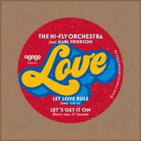 HI-FLY ORCHESTRA - Love EP : 12inch