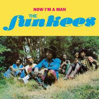 THE FUNKEES - Now I'm a Man : LP