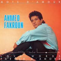 AHMED FAKROUN - Mots D'Amour : LP