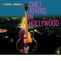 CHET ATKINS - Chet Atkins In Hollywood + The Other Chet Atkins (2 Lp On 1 Cd) : BLUE MOON (SPA)