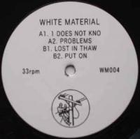 WHITE MATERIAL - White Material : WHITE MATERIAL (US)