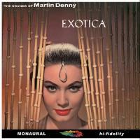 MARTIN DENNY - Exotica : LP
