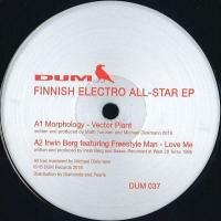 VARIOUS - Finnish Electro All-Star EP : 12inch