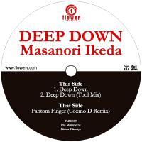 MASANORI IKEDA - Deep Down : FLOWER <wbr>(JPN)
