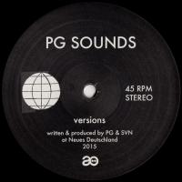 PG SOUNDS - Versions : 12inch