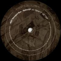 HEXAGON SON - Spiral EP : 12inch
