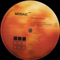 ED DAVENPORT/OZKA - Mosaic Split Series: Part Three : 12inch