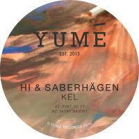 HI & SABERHÄGEN - YUMÉ006 : 12inch