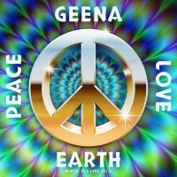 GEENA - Peace Love Earth : 12inch