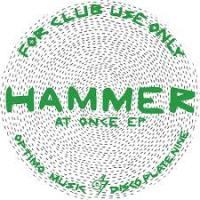 HAMMER - At Once : 12inch