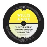 WILLIS ANNE - Synthesized : 12inch