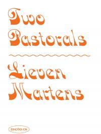 LIEVEN MARTENS - Two Pastorals : Edicoes CN (BEL)