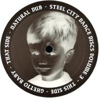X-COAST - Ghetto Baby / Natural Dub : STEEL CITY DANCE DISCS (UK)
