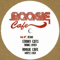 VARIOUS ARTISTS - Bionic Lover : BOOGIE CAFE (UK)