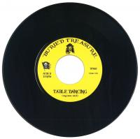 UNKNOWN ARTIST - Let Yourself Go / Table Dancing : 7inch