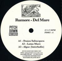 RUMORE - Del Mare : 12inch
