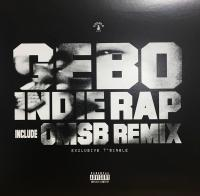 GEBO - INDIE RAP incl. OMSB REMIX : 7inch
