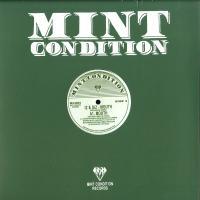 IZ & DIZ - MOUTH - UNRELEASED PEPE BRADOCK REMIXES : MINT CONDITION (UK)