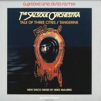 THE SALSOUL ORCHESTRA - Tale of Three Cities / Tangerine (Mike Maurro Disco Remixes) : 12inch