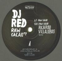 DJ RED - RAW CACAO (RICARDO VILLALOBOS REMIX) : WOLFSKUIL (HOL)