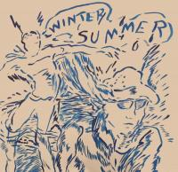 PETER GORDON & DAVID VAN TIEGHEM - Winter Summer Feat. Kathy Acker : 12inch