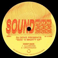 DJ DOVE - God 'O Mighty EP : 12inch