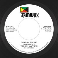 VERNON MAYTONE - Old Pan Sound : JAMWAX (FRA)